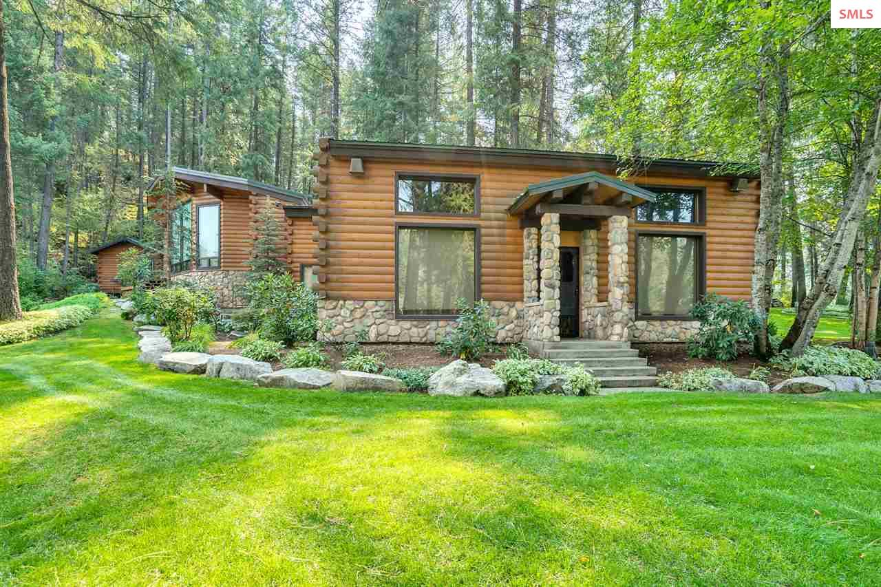 Single Family Home for Sale at Kelso Lake Road Kelso Lake Road Athol, Idaho 83801 United States