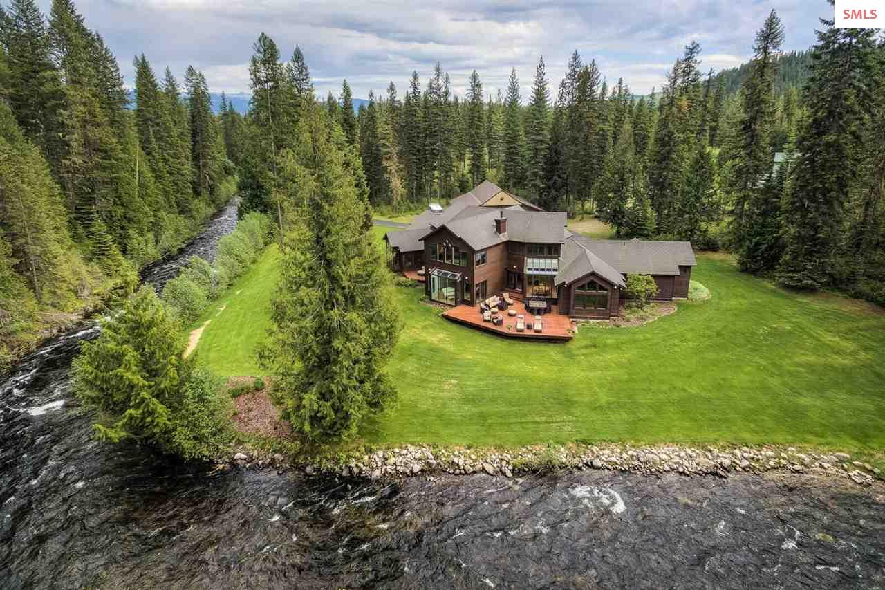 500 Heavenly Lane, Priest Lake, ID 83848