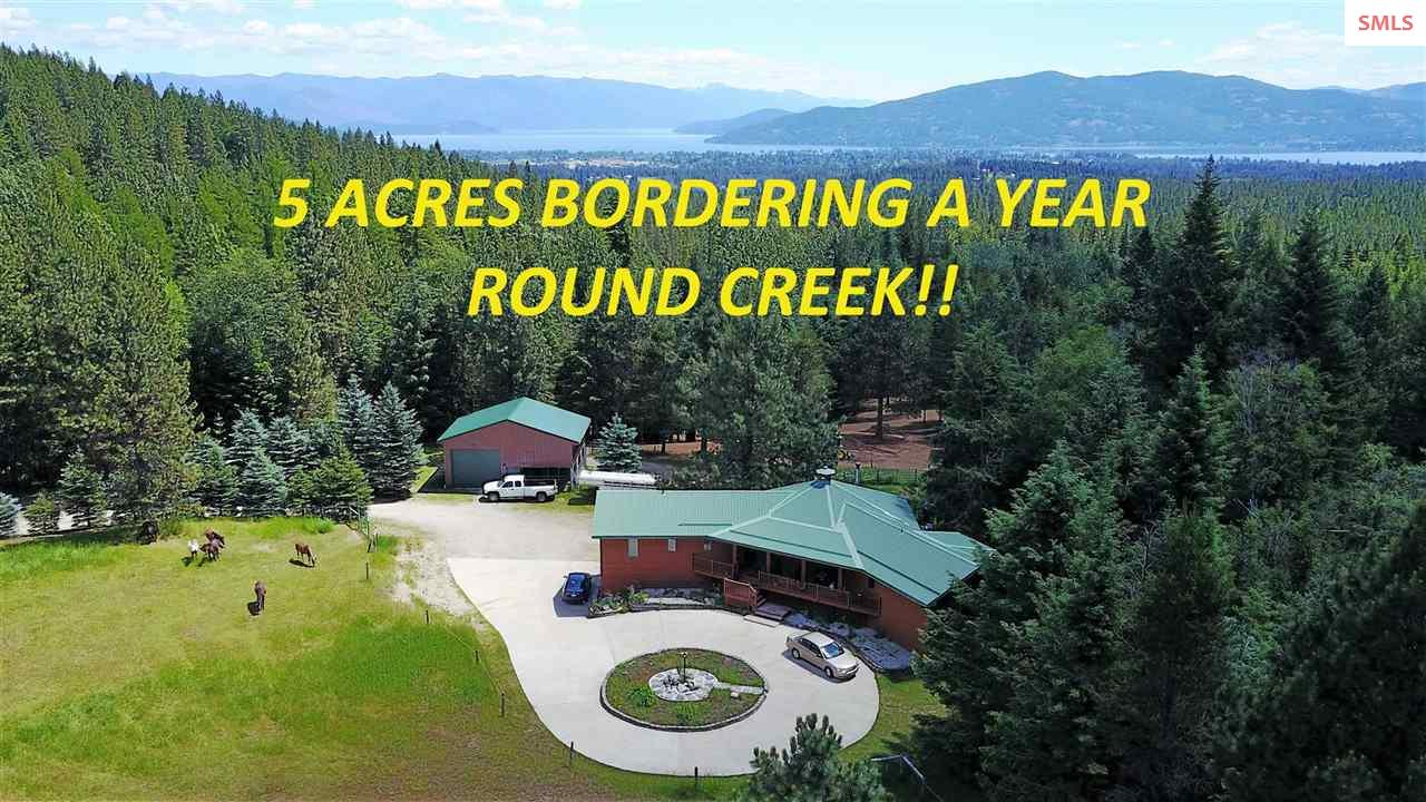 12488 Baldy Mountain Road, Sandpoint, ID 83864