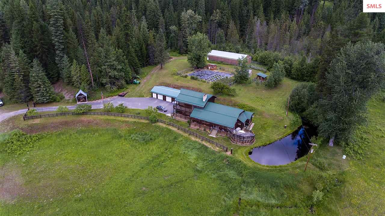 8895 Moyie River Rd, Bonners Ferry, ID 83805
