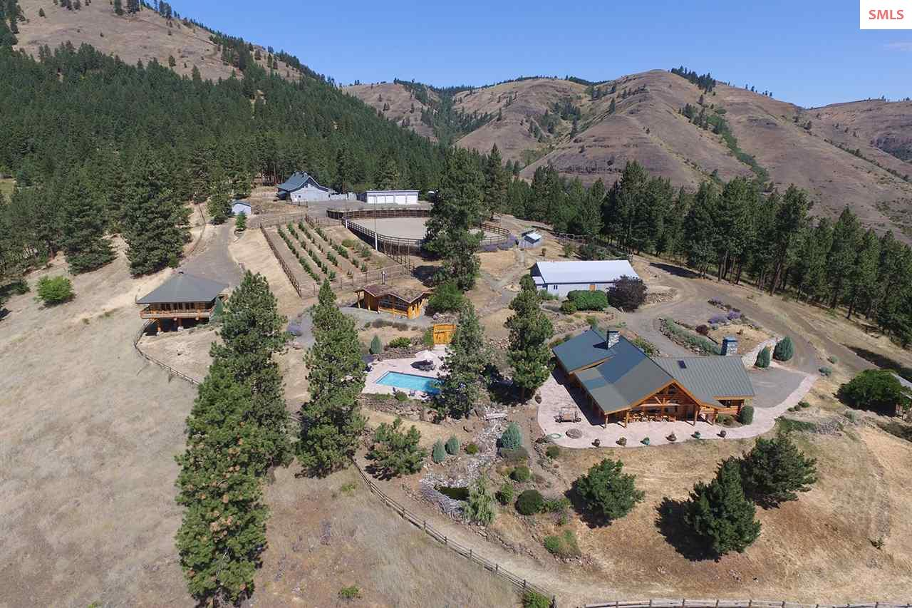 209 Big Canyon Rd, Out of Area, ID 83554
