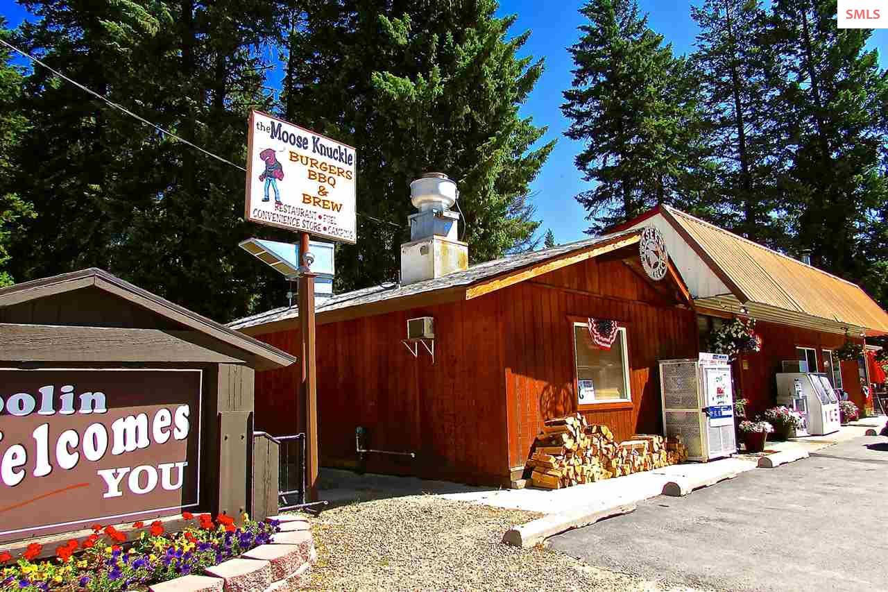 Commercial for Sale at 10 Cavanaugh Bay Road 10 Cavanaugh Bay Road Coolin, Idaho 83821 United States
