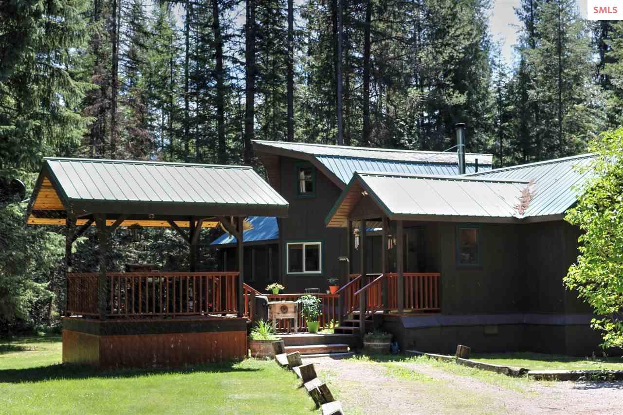 599 Bear Paw Rd, Priest River, ID 83856