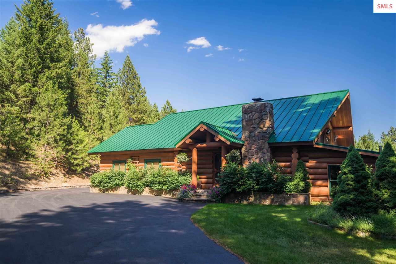 Single Family Home for Sale at 815 Rocky Mountain Ranch Road 815 Rocky Mountain Ranch Road Spirit Lake, Idaho 83869 United States
