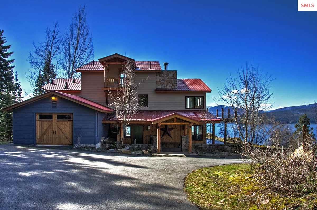 Single Family Home for Sale at 1435 Eagen Mnt Drive 1435 Eagen Mnt Drive Hope, Idaho 83836 United States