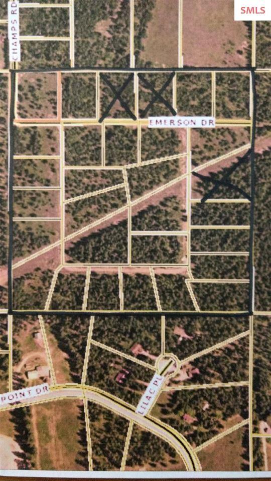 NNA Lot 1 Hidden Meadows Sub, Moyie Springs, ID 83845