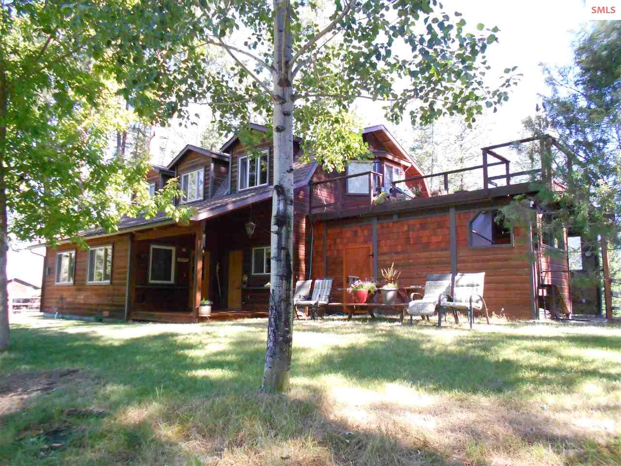 Single Family Home for Sale at 333 Deer Haven Drive 333 Deer Haven Drive East Hope, Idaho 83836 United States