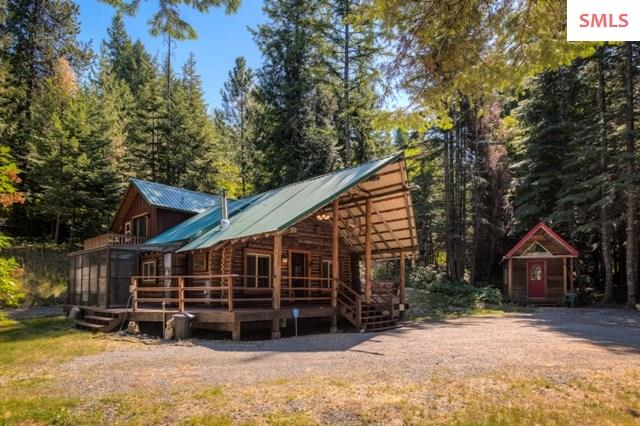 Single Family Home for Sale at 375 S Cedar View 375 S Cedar View Blanchard, Idaho 83804 United States