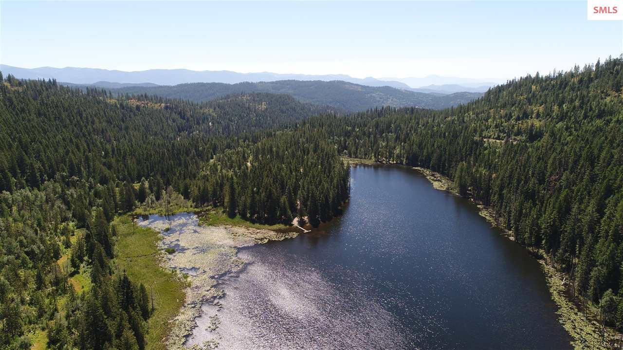 Land for Sale at 2455 Bloom Lake Road 2455 Bloom Lake Road Samuels, Idaho 83862 United States