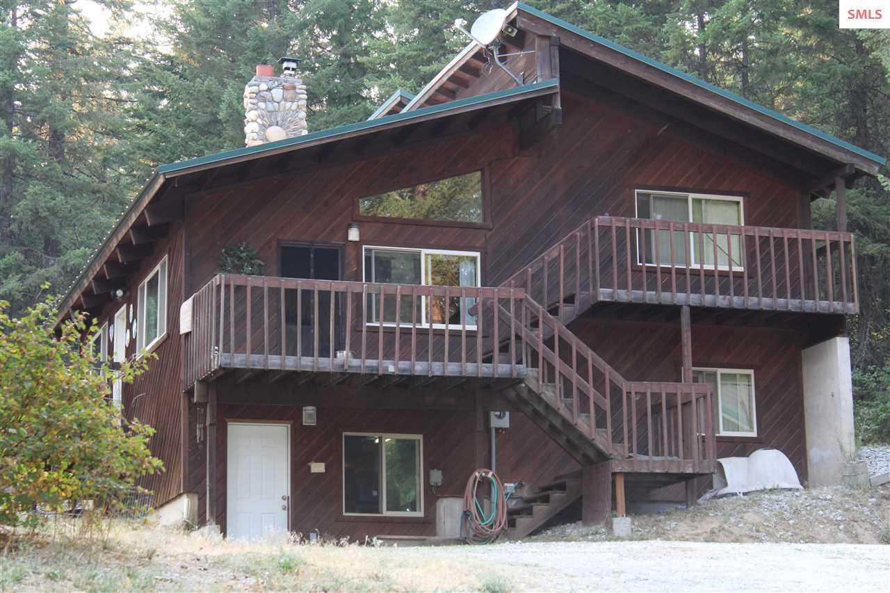 Single Family Home for Sale at 3071 Deer Valley Road 3071 Deer Valley Road Newport, Washington 99156 United States