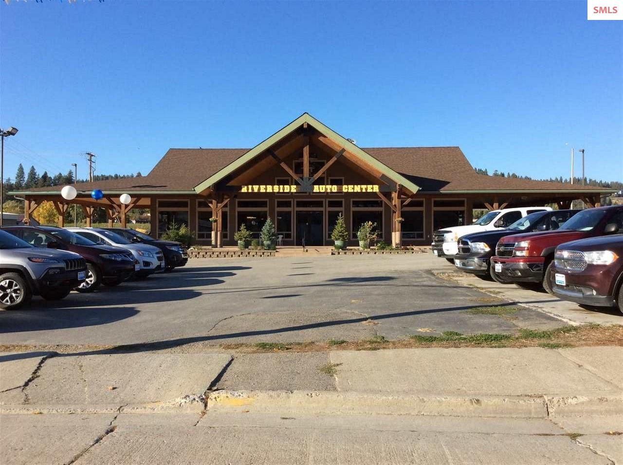 Commercial for Sale at Bonner Street Bonner Street Bonners Ferry, Idaho 83805 United States