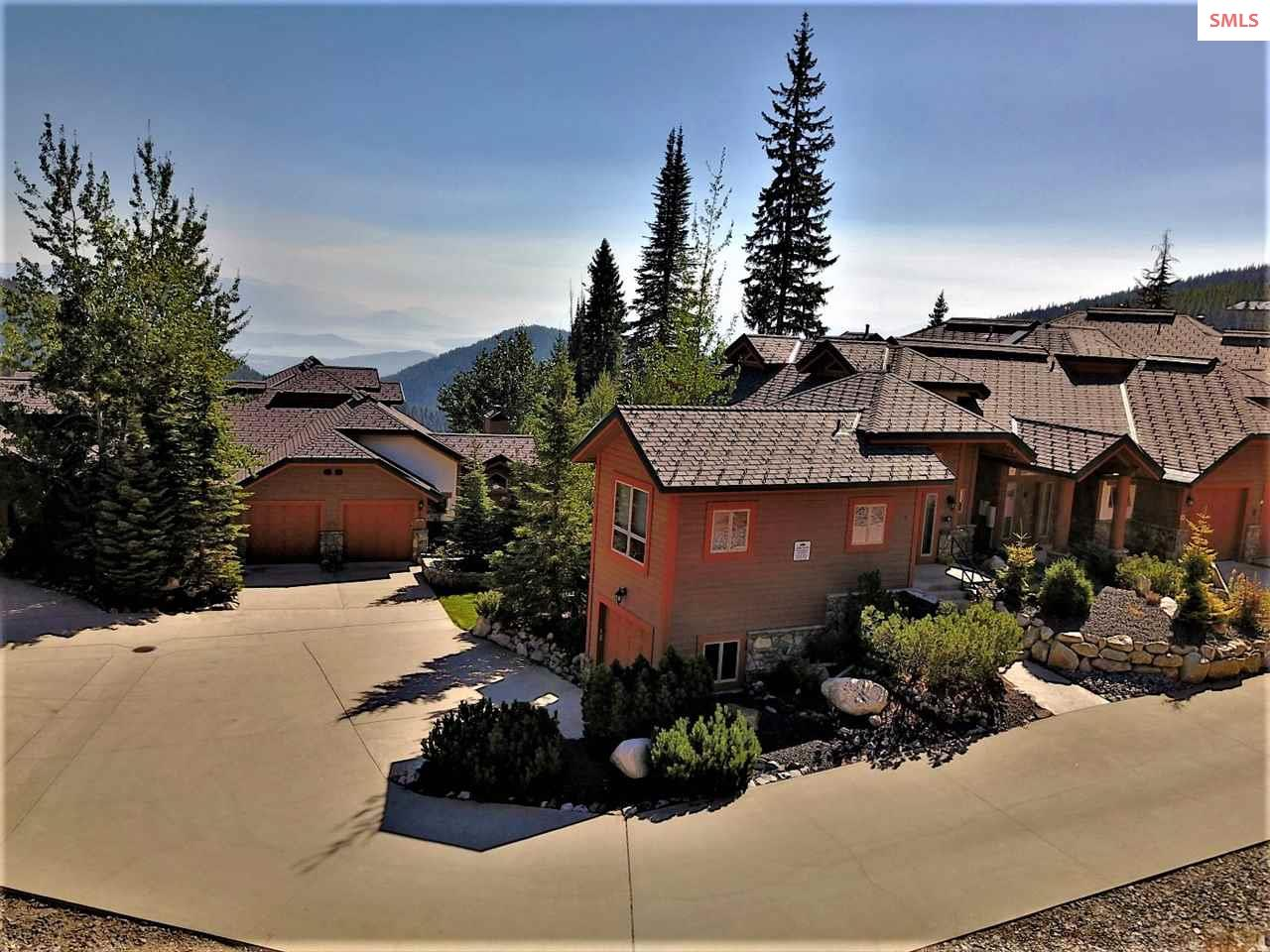 Townhouse for Sale at 39 The Glades 39 The Glades Sandpoint, Idaho 83864 United States