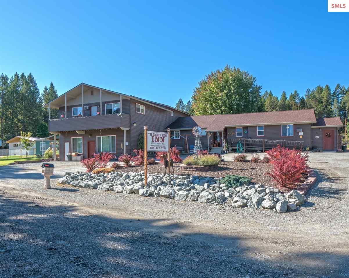 Single Family Home for Sale at 631 N Warren 631 N Warren Newport, Washington 99156 United States