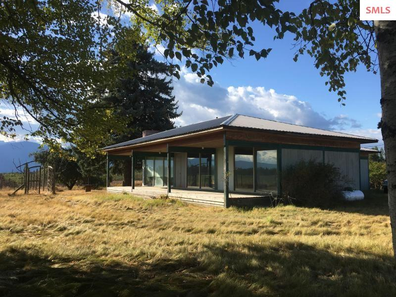 Single Family Home for Sale at 51228 Hwy 95 51228 Hwy 95 Bonners Ferry, Idaho 83805 United States