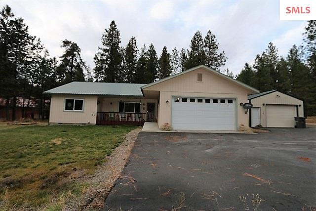 Single Family Home for Sale at 10 S Diamond Heights Road 10 S Diamond Heights Road Oldtown, Idaho 83822 United States
