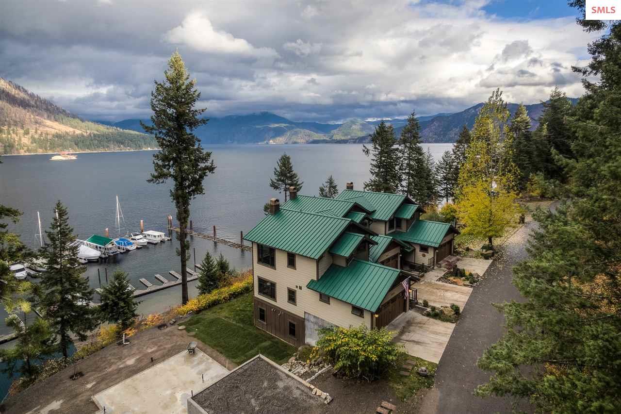 Condominium for Sale at 18020 E Mt Eagen Lp 18020 E Mt Eagen Lp Bayview, Idaho 83803 United States