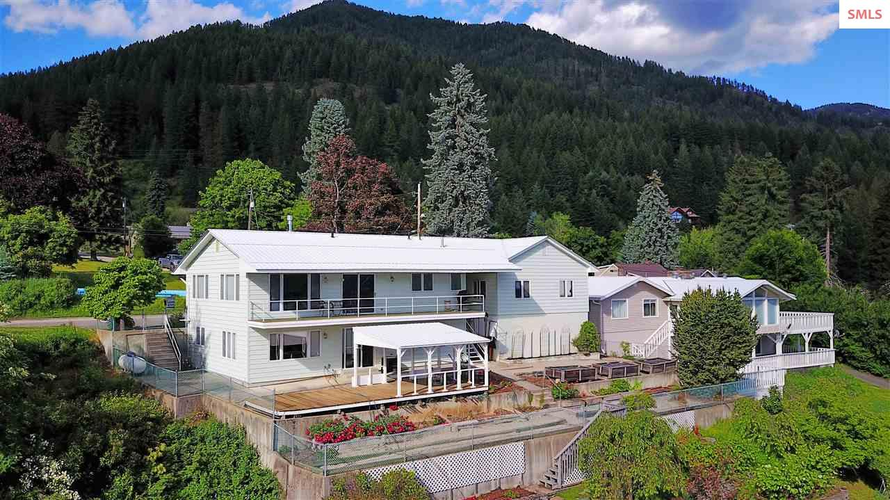 Single Family Home for Sale at 608 Lookout Blvd 608 Lookout Blvd East Hope, Idaho 83836 United States