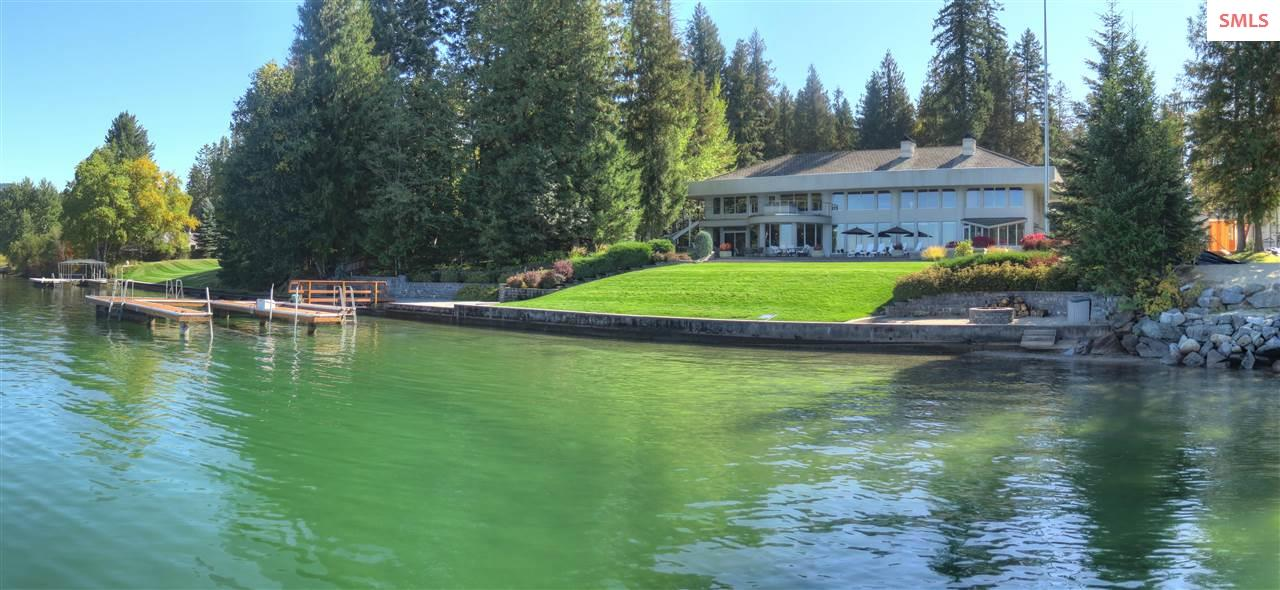 Single Family Home for Sale at 1735 Lakeshore Drive 1735 Lakeshore Drive Sandpoint, Idaho 83864 United States