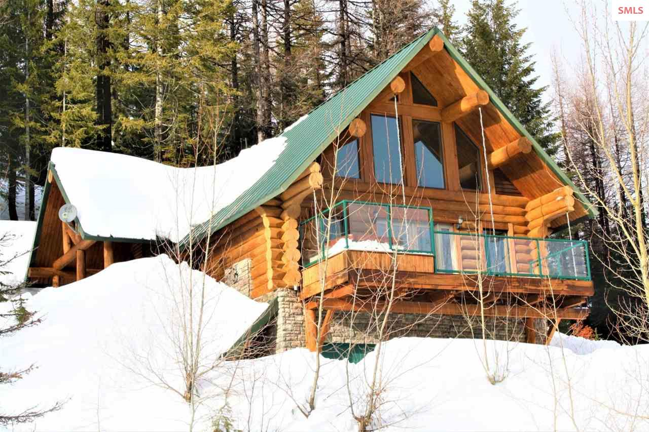 Single Family Home for Sale at 422 Mogul Hill 422 Mogul Hill Sandpoint, Idaho 83864 United States