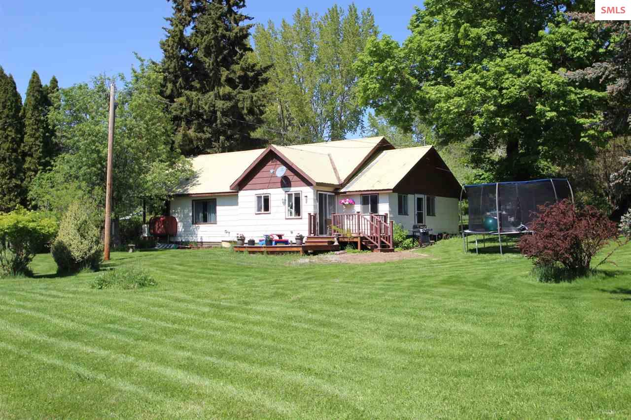 Single Family Home for Sale at 343 Riley Creek Road 343 Riley Creek Road Laclede, Idaho 83856 United States