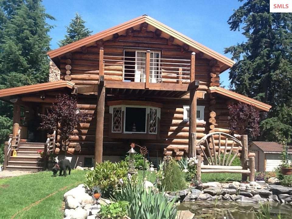 Single Family Home for Sale at 8613 E Cessna Lane 8613 E Cessna Lane Athol, Idaho 83801 United States