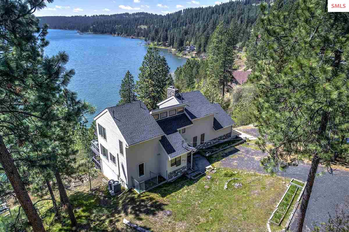 Single Family Home for Sale at 7016 W Ben Pointe Road 7016 W Ben Pointe Road Worley, Idaho 83876 United States