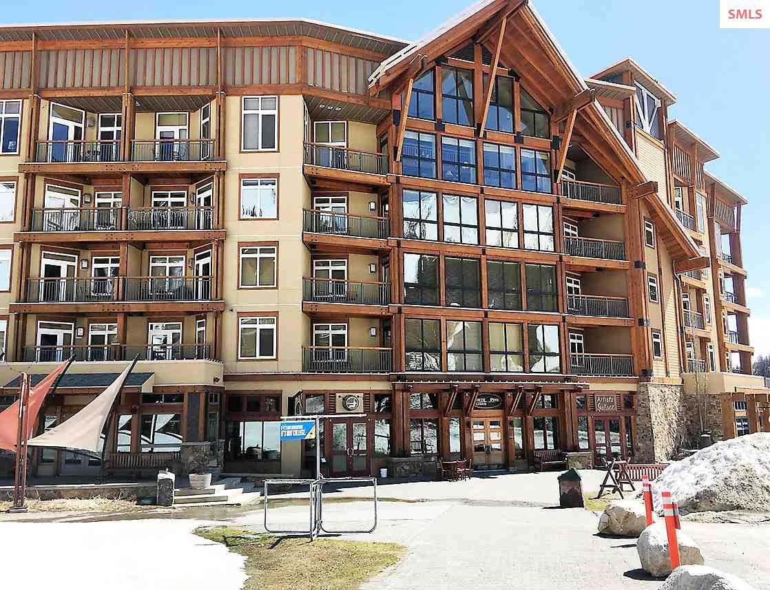 Condominium for Sale at 124 Village Lane #204 124 Village Lane #204 Sandpoint, Idaho 83864 United States