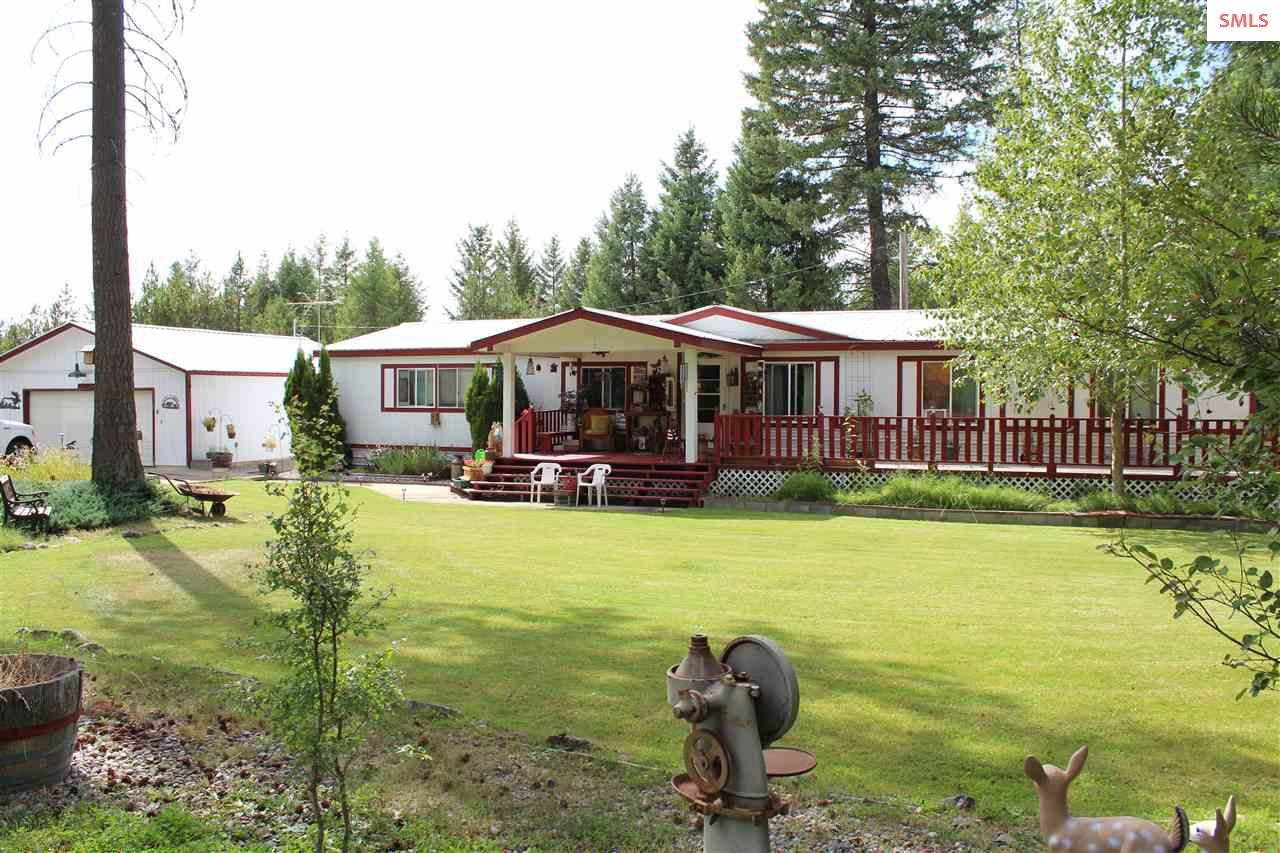 Single Family Home for Sale at 4746 Old Priest River Road 4746 Old Priest River Road Oldtown, Idaho 83822 United States