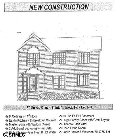 740 3rd Street, Somers Point, NJ 08244