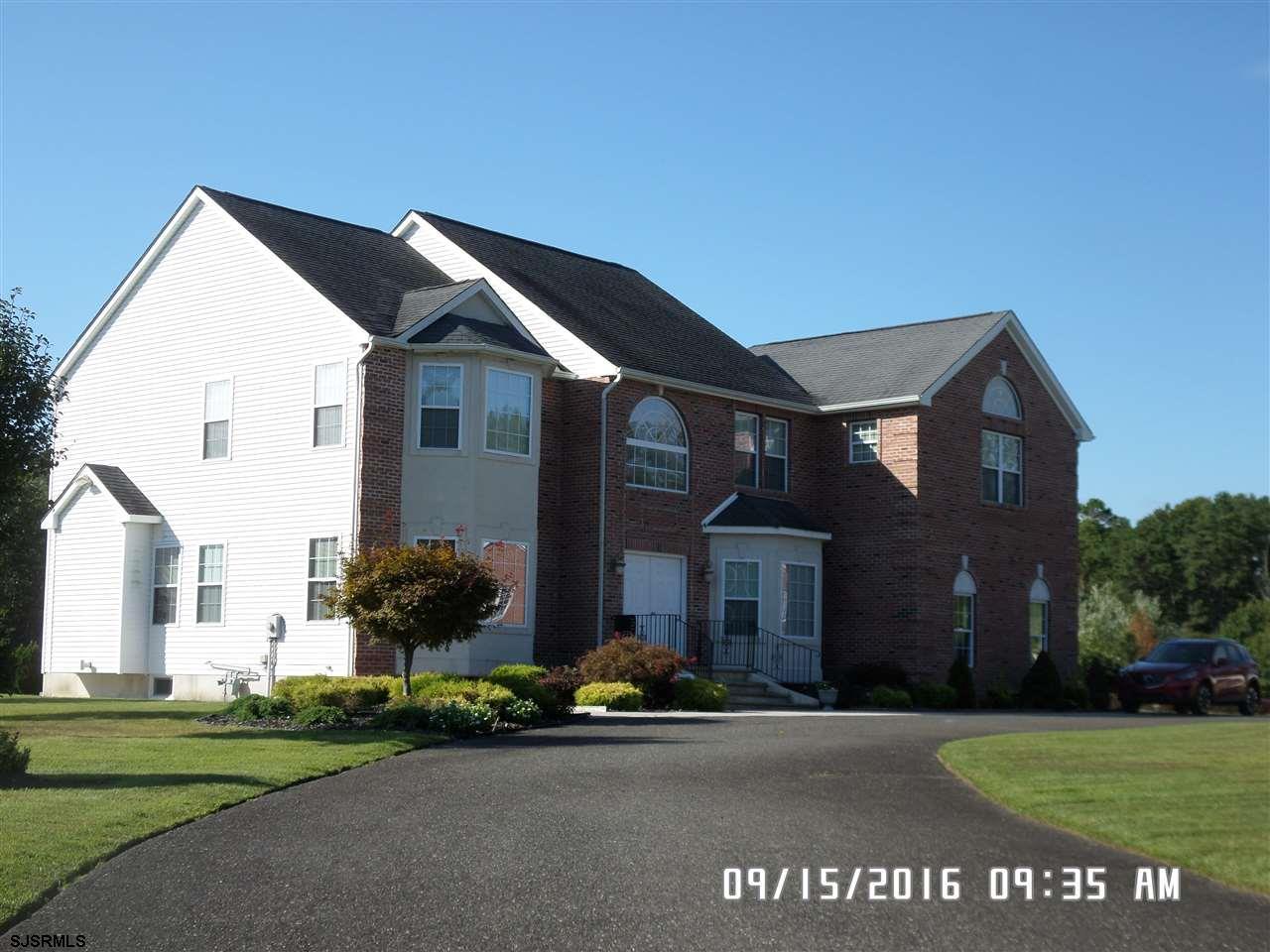 115 DAPHNE DRIVE, Galloway Township, NJ 08205