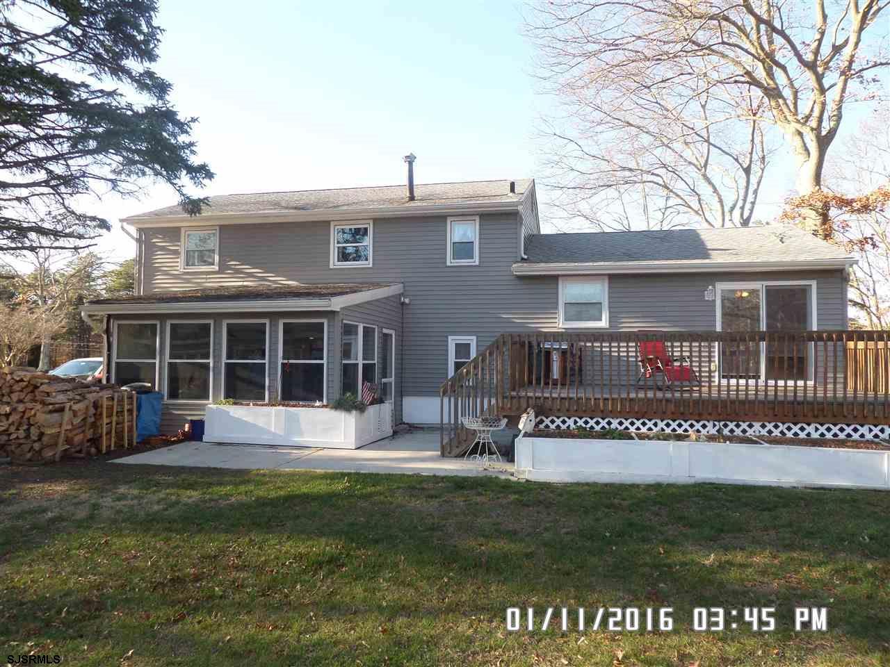 616 S 6TH, Galloway Township, NJ 08205