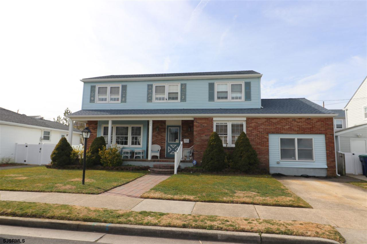 604 N Clermont Ave, Margate, NJ 08402