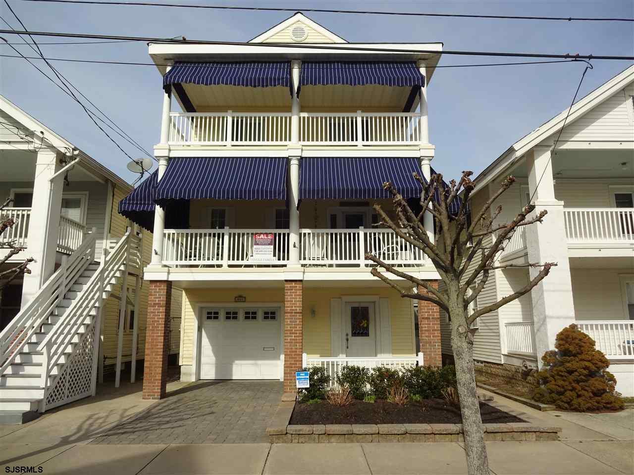 851 St. James Pl, Ocean City, NJ 08226