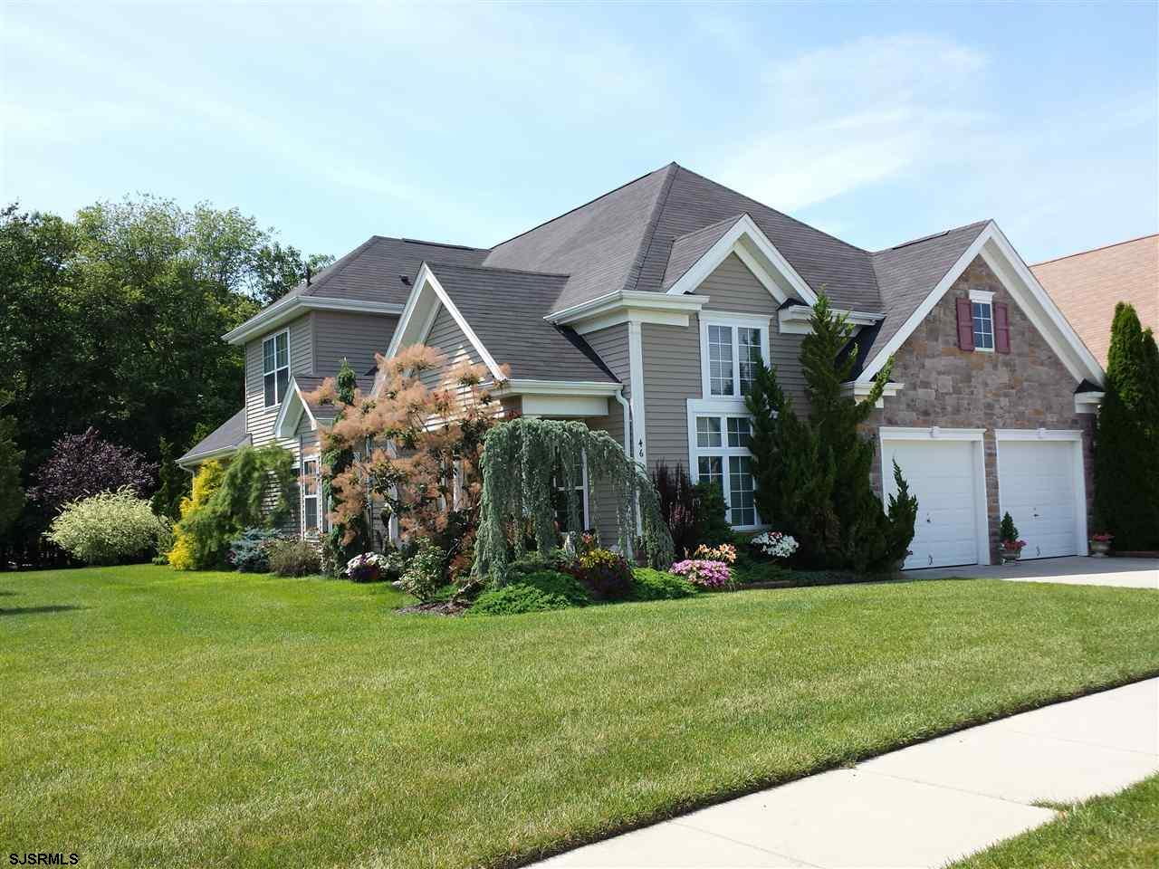46 Burnside Drive, Egg Harbor Township, NJ 08234