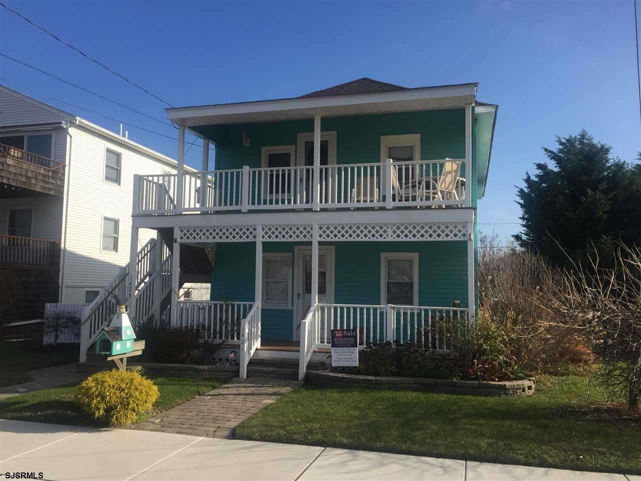 1421-23 Bay Ave, Ocean City, NJ 08226