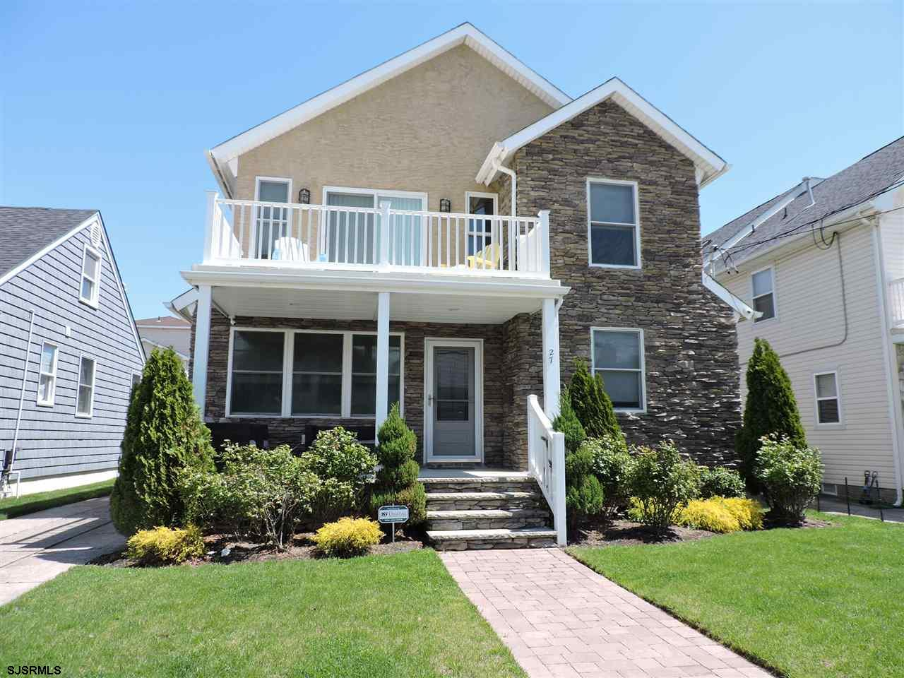 27 S Benson Ave, Margate, NJ 08402