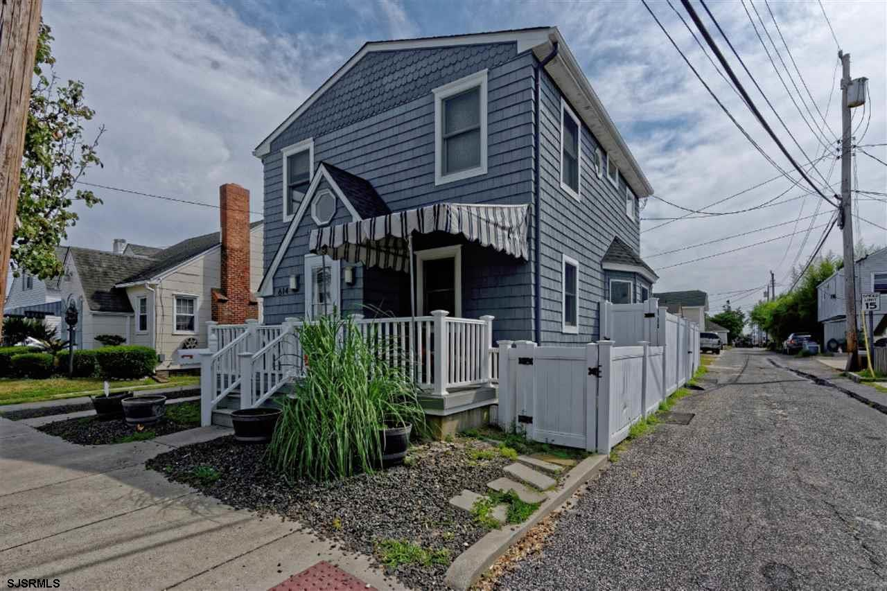 614 North Street, Ocean City, NJ 08226