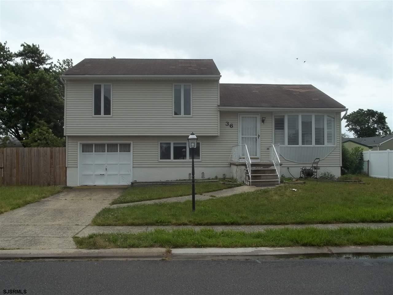 36 Bucknell Road, Somers Point, NJ 08244