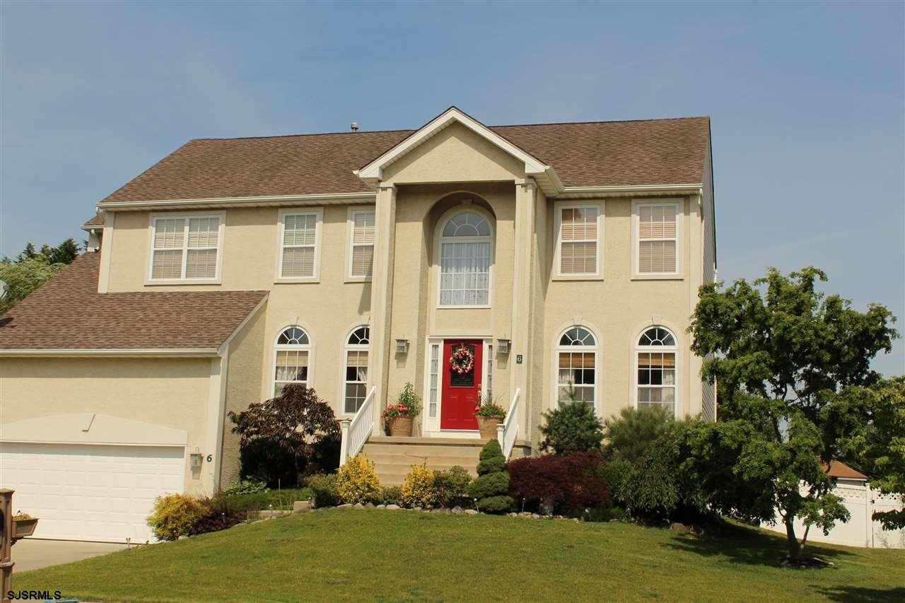 6 Ruth Ct, Absecon, NJ 08201