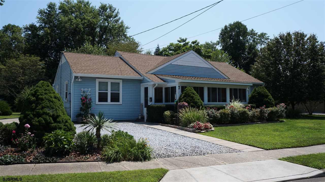 7 Lehigh Drive, Somers Point, NJ 08244