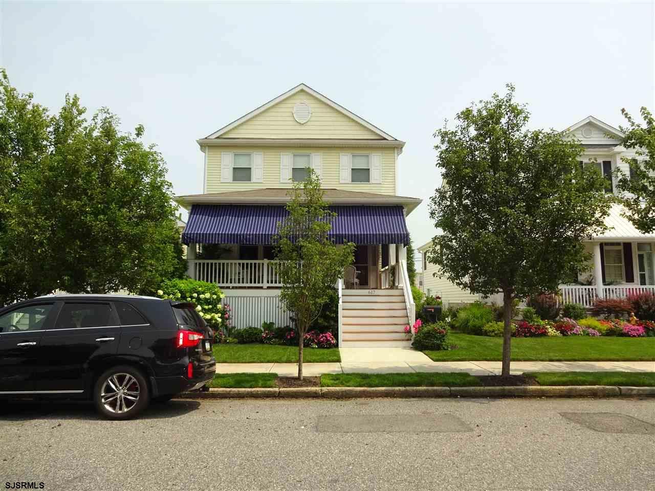 617 Simpson Ave, Ocean City, NJ 08226
