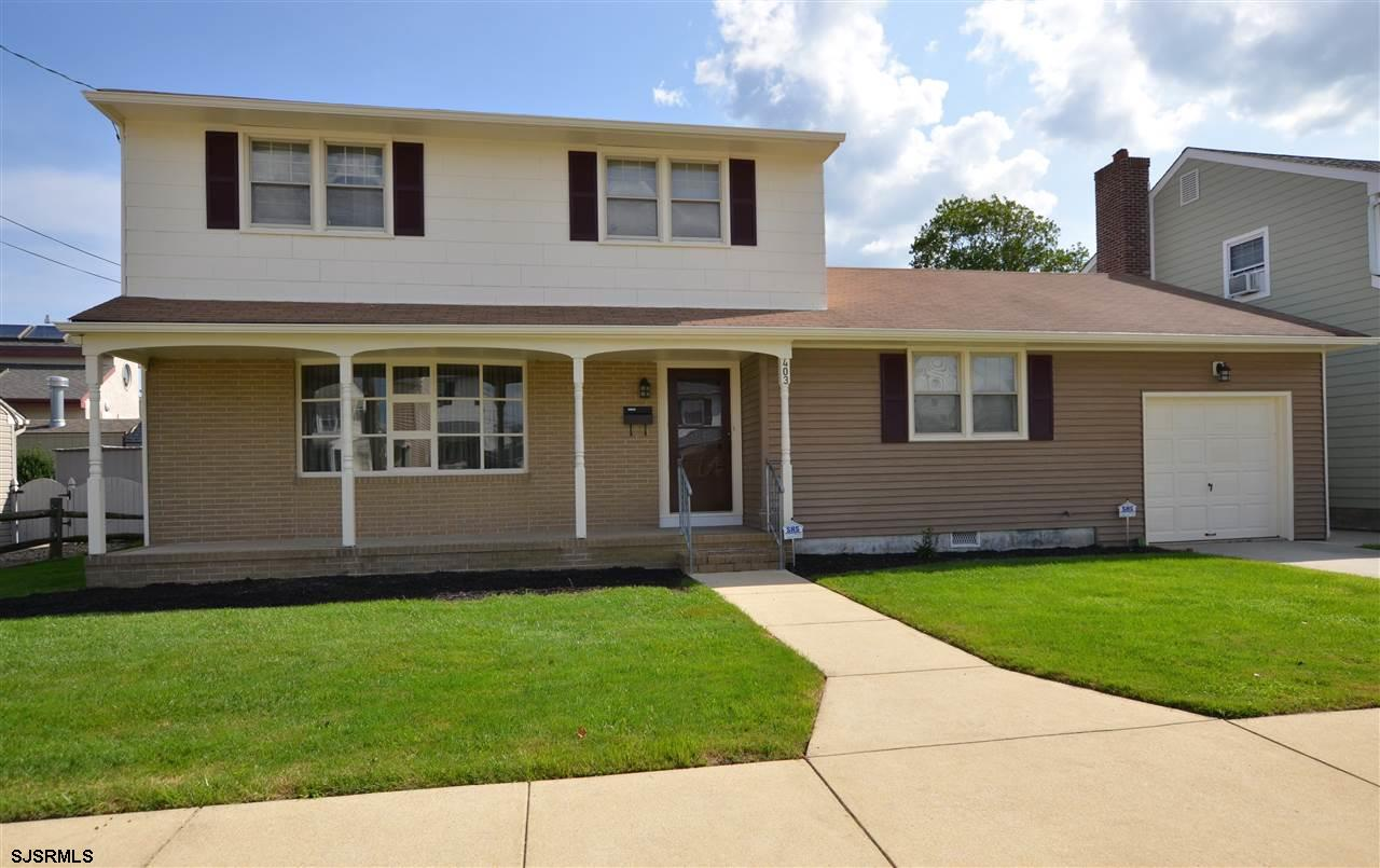 This neat and clean home is located in a desirable neighborhood that is in walking distance to the recreation fields, community center, houses of worship and more. This home offers three bedrooms, two and half bathrooms, living room, dining room, spacious family room, eat-in kitchen with sliders leading out to the backyard, laundry room and a large mud room that leads to the attached garage and backyard. This well maintained offers a central air, newer hot water baseboard heating system, vinyl windows, vinyl siding, and hardwood flooring, a large attic and much more, it's a great value and a must see.