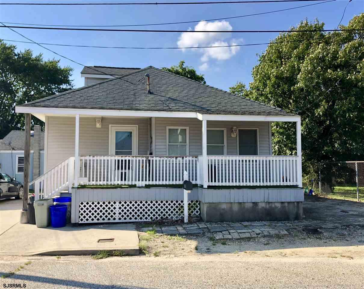 Bank has responded and interior BPO done. Awaiting a new buyer. Last deal fell through due to timing issue. Close to shore points, this home has much potential. Solid home with a cute front porch. Basement has plenty of storage. HVAC system is roughly 2yrs. old. Water heater is 3 yrs. old. Two sheds located on side of home included. Close to ball fields. Perfect for someone who is looking to retire or a starter home for those who like to be close to the beaches. This home is a Shortsale being delegated by an experienced attorney. The Time is now for the perfect opportunity. Right side driveway is owned by neighbor. See survey attached in associated docs.