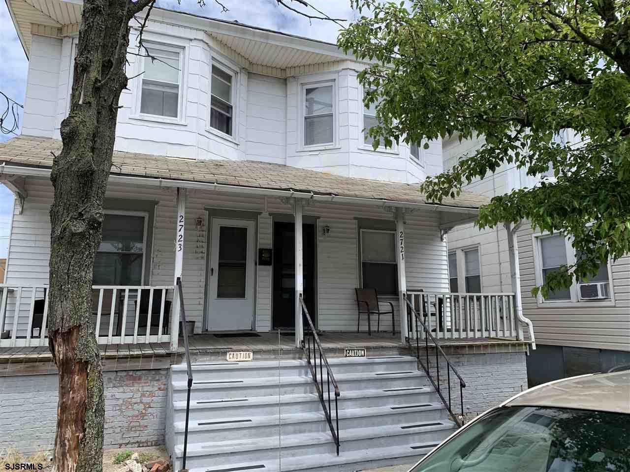 2723 Fairmount Ave, Atlantic City, NJ, 08401