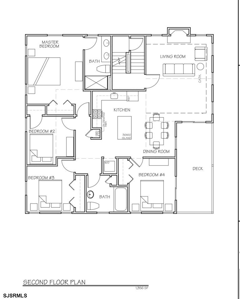 817 Bay Avenue, 2nd Floor - Picture 3