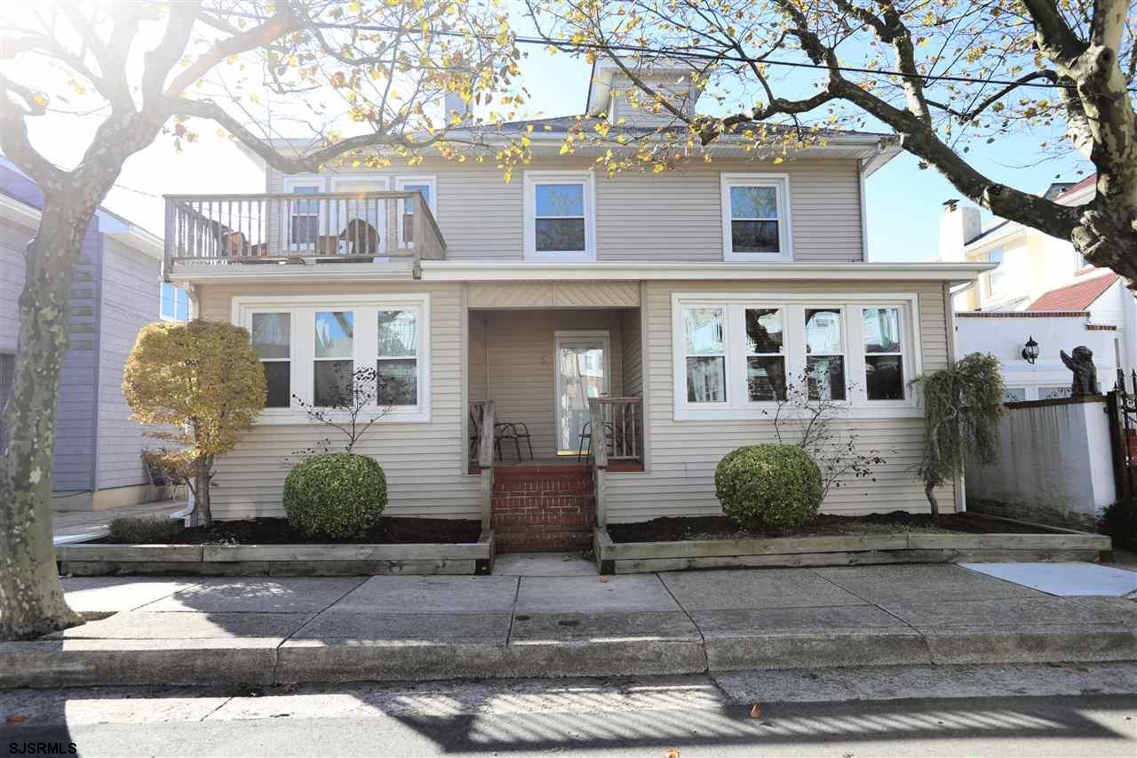 **JUST REDUCED $20K!!** Fabulous SOUTHSIDE home on one of Ventnor's best streets! First floor featur