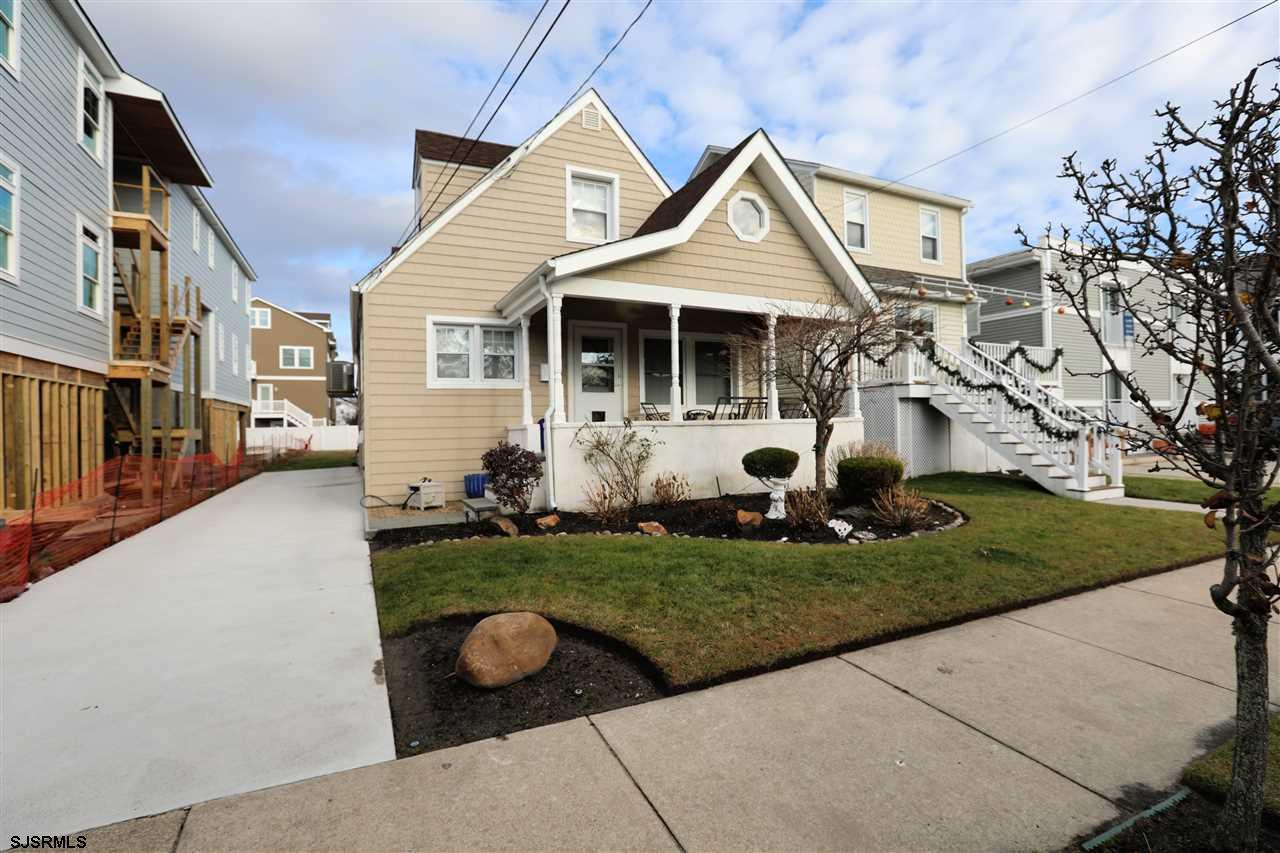 THIS SOUTH SIDE HOME HAS IT ALL!! Your shore home awaits in this 4/5 bedroom, 2 full bath, 2-story a