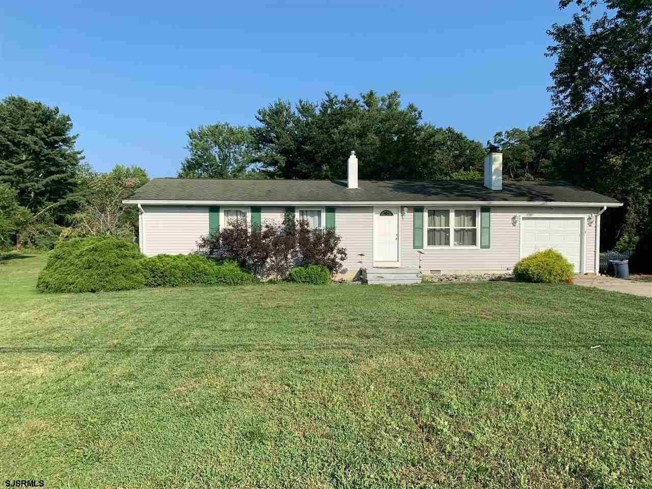 Beautiful renovated ranch in 2015! This 3 bed 2 bath home in EHT boasts a roof,  less than five year