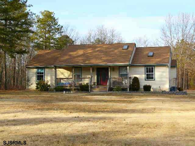 Spectacular Three Bedroom Ranch set on over an Acre, Open layout, The great room features cathedral