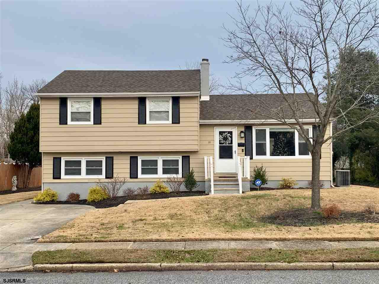 Perfect TURN KEY and OVERSIZED 80 x 120 lot located in one of Somers Point's premiere neighborhoods.